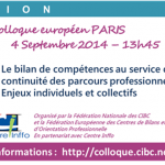 Colloque du 4 septembre