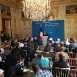 Journée de mobilisation pour l'apprentissage © Présidence de la République