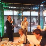 L'assemblée générale de l'UNML, le 25 septembre, a été précédée d'un dîner-débat pour souhaiter la bienvenue aux nouveaux élus présidents de Mission locale