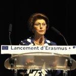 Androulla Vassiliou, commissaire européenne à l'Education