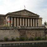Le Palais Bourbon, siège de l'Assemblée nationale © CI - FB