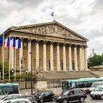 Le Palais Bourbon, siège de l'Assemblée nationale © Anton Ivanov