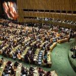 Assemblée générale des Nations unies, le 28 septembre 2015. © Drop of Light