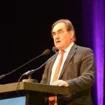 Jean-Pierre Crouzet, le président de l'UPA.