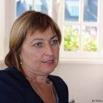 Annie Le Houérou, députée socialiste des Côtes-d'Armor.