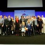 Célébration des 30 ans d'Erasmus, le 9 janvier 2017.