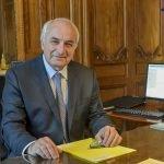 Pierre Goguet, nouveau président de CCI France.