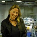 Sally-Ann Moore, fondatrice et directrice générale d'une série de conférences et expositions dédiées au e-learning.