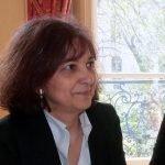 Anousheh Karvar, coordinatrice du pôle social pour La République en marche.