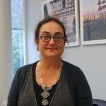 Laure Coudret-Laut, directrice de l'agence Erasmus+ France / Éducation & Formation.