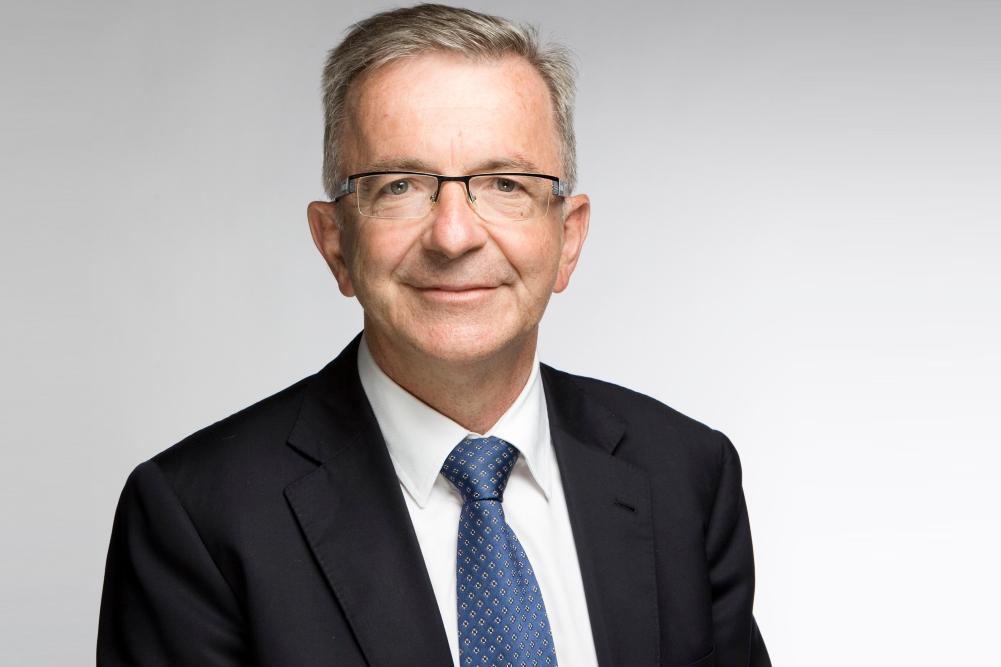 François Bonneau, président de la Région Centre-Val de Loire, vice-président de Régions de France.